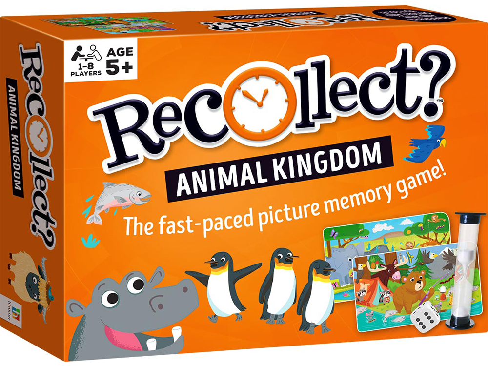 RECOLLECT? ANIMAL KINGDOM