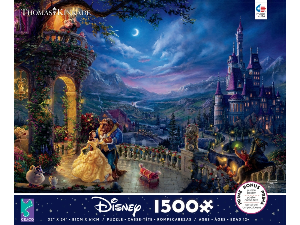 KINKADE DISNEY BEAUTY/BST 1500