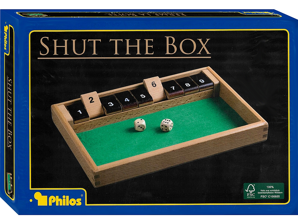 SHUT THE BOX (Philos)