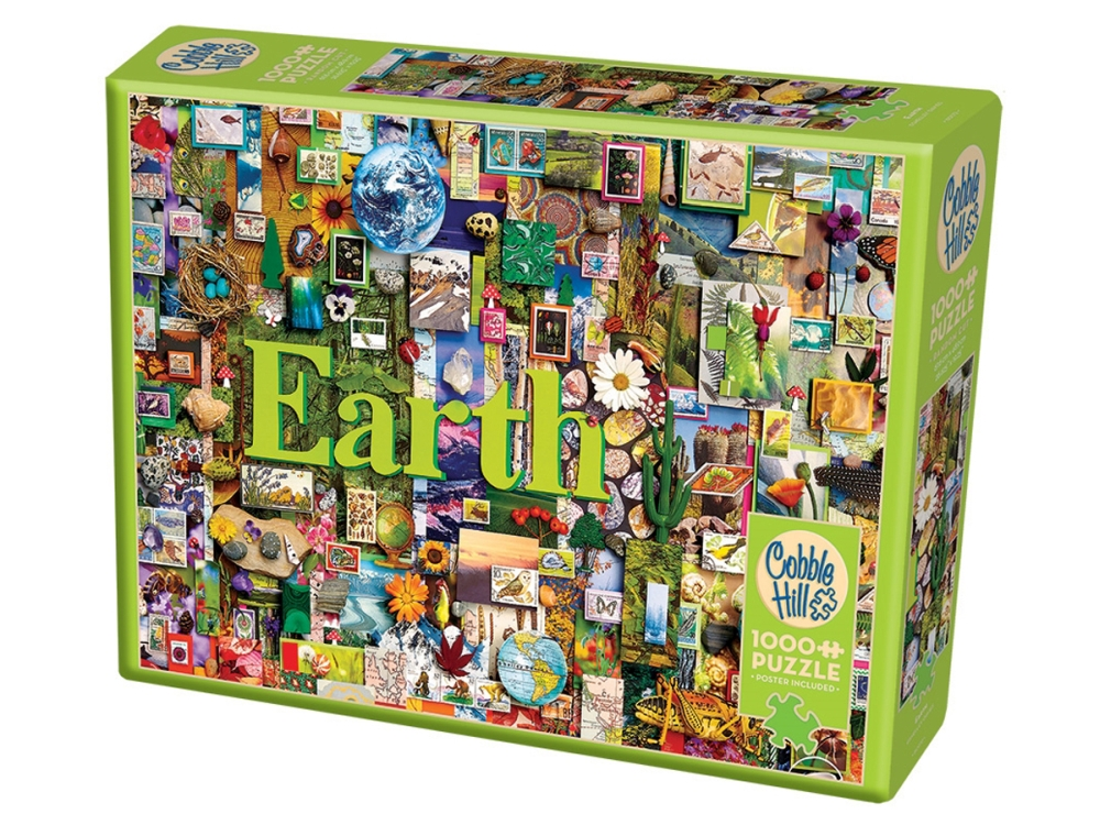 EARTH 1000pc
