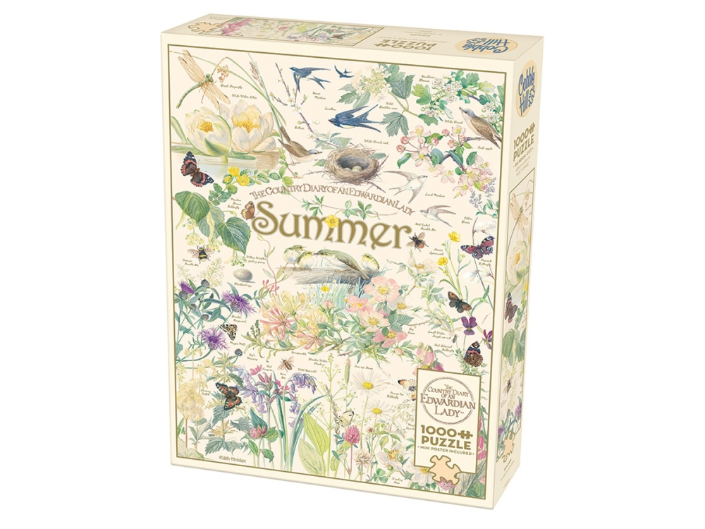 COUNTRY DIARY: SUMMER 1000pc