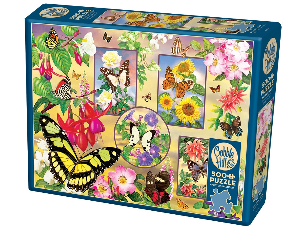 BUTTERFLY MAGIC 500pc