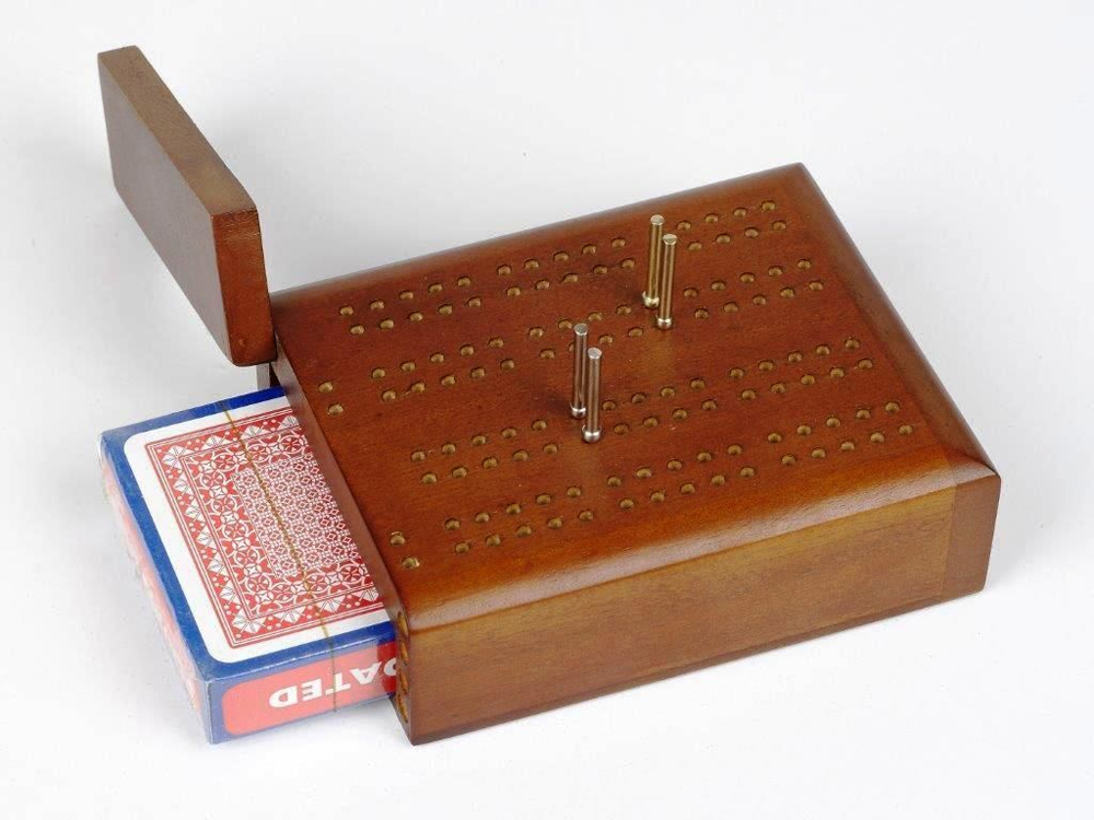 CRIBBAGE DAL ROSSI WITH CARDS