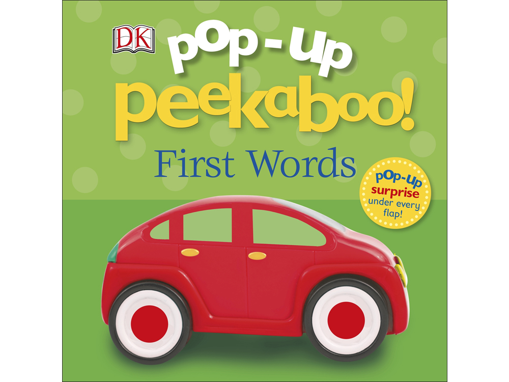 FIRST WORDS POP-UP PEEKABOO