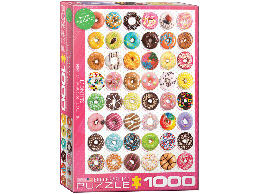 DONUT TOPS 1000pc