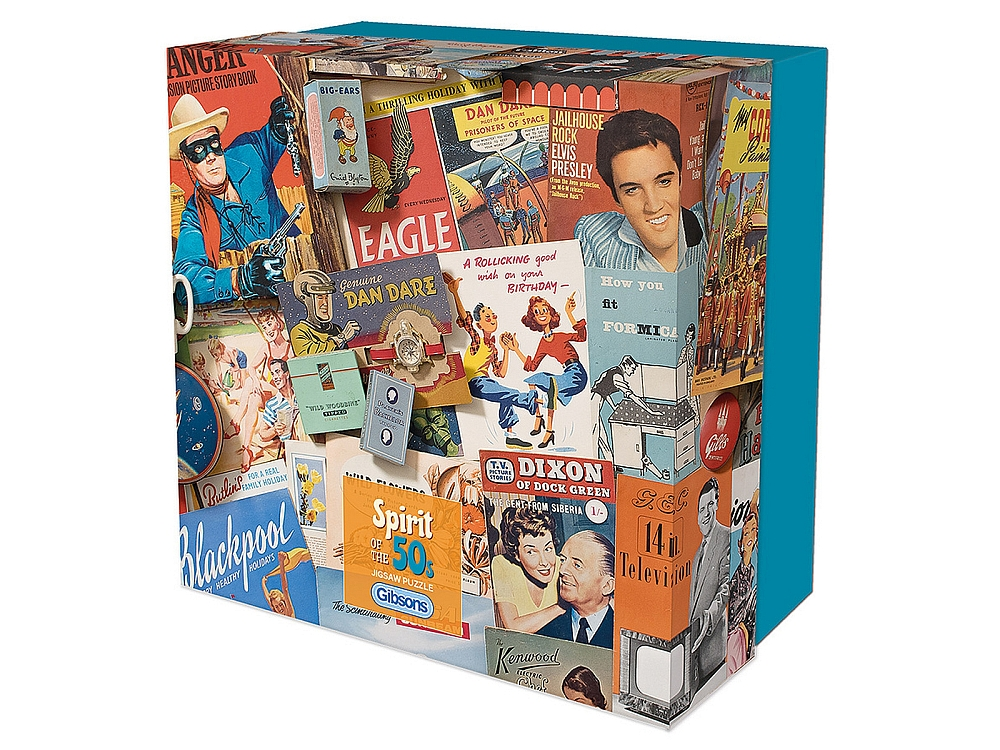 SPIRIT OF THE 50S GIFT 500pcs