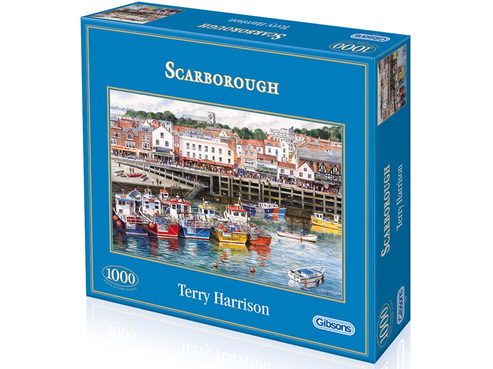 SCARBOROUGH BOATS 1000PC