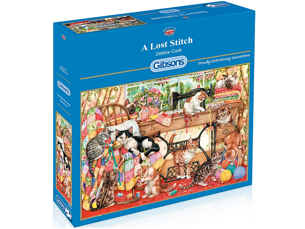 A LOST STITCH 1000PC