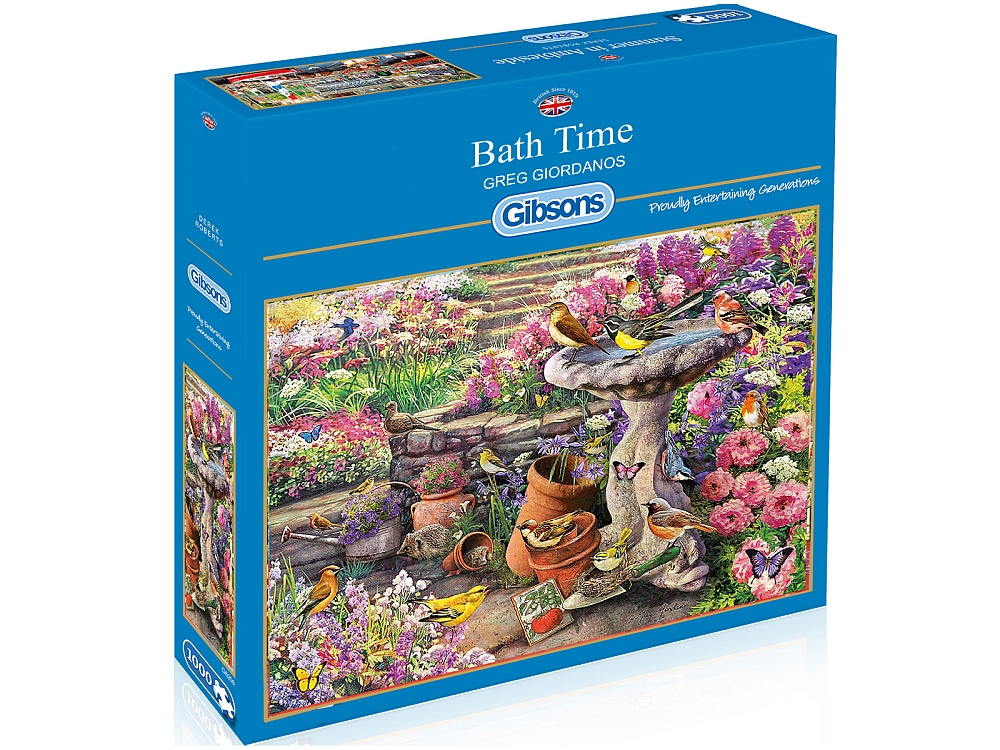 BATH TIME 1000pc