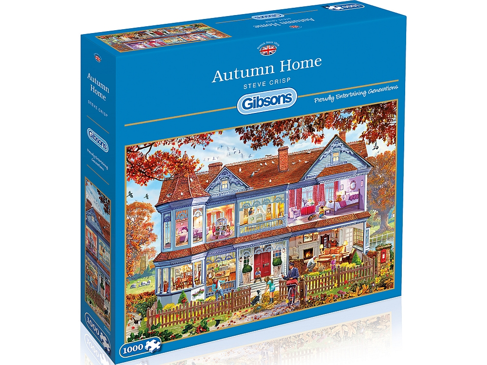AUTUMN HOME 1000pc