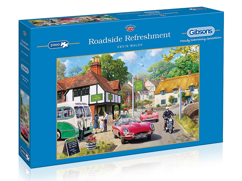 ROADSIDE REFRESHMENT 2000pc