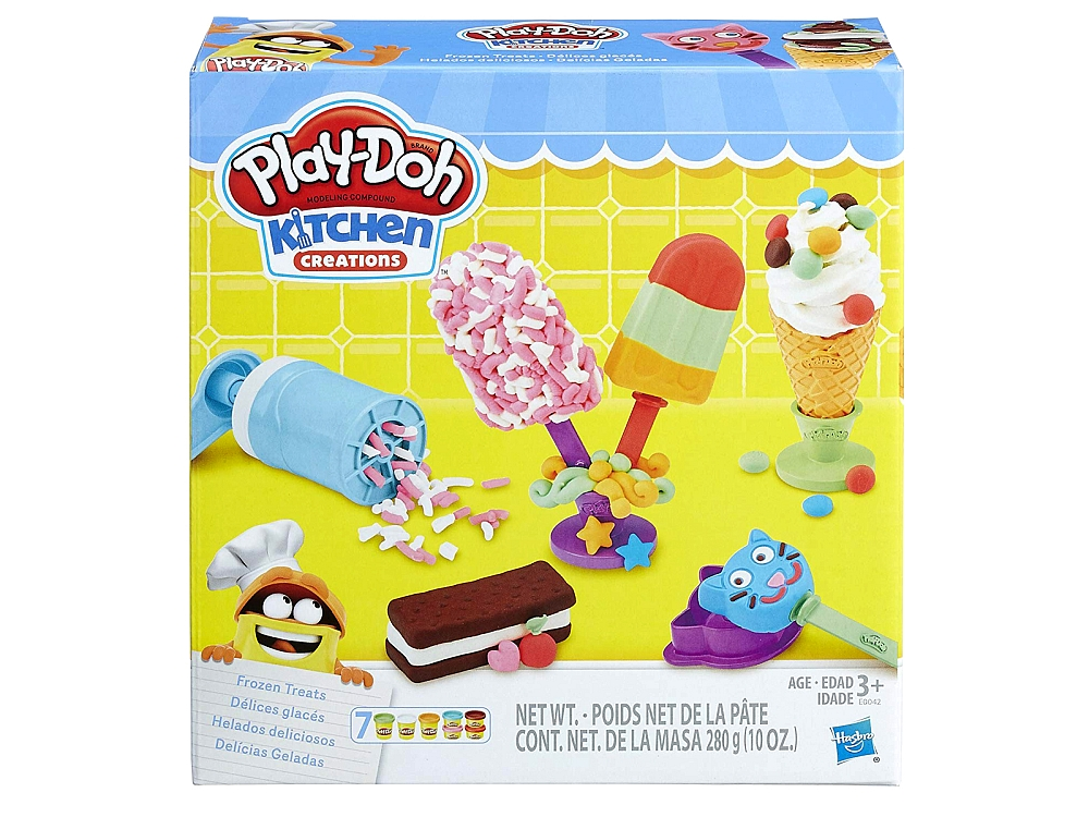 PLAYDOH FROZEN TREATS
