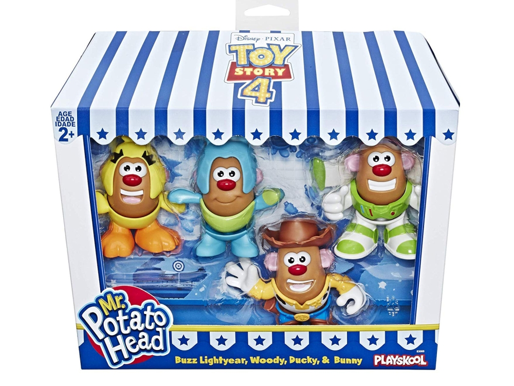 MR POTATO HEAD TS4 4-PACK