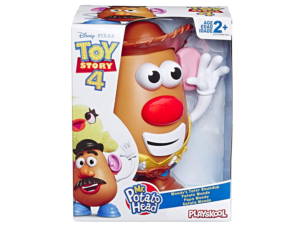 TOY STORY 4 WOODY MR POTATO