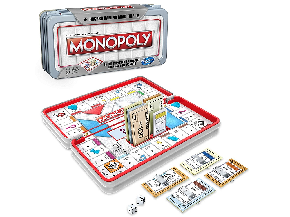 MONOPOLY GAMING ROAD TRIP