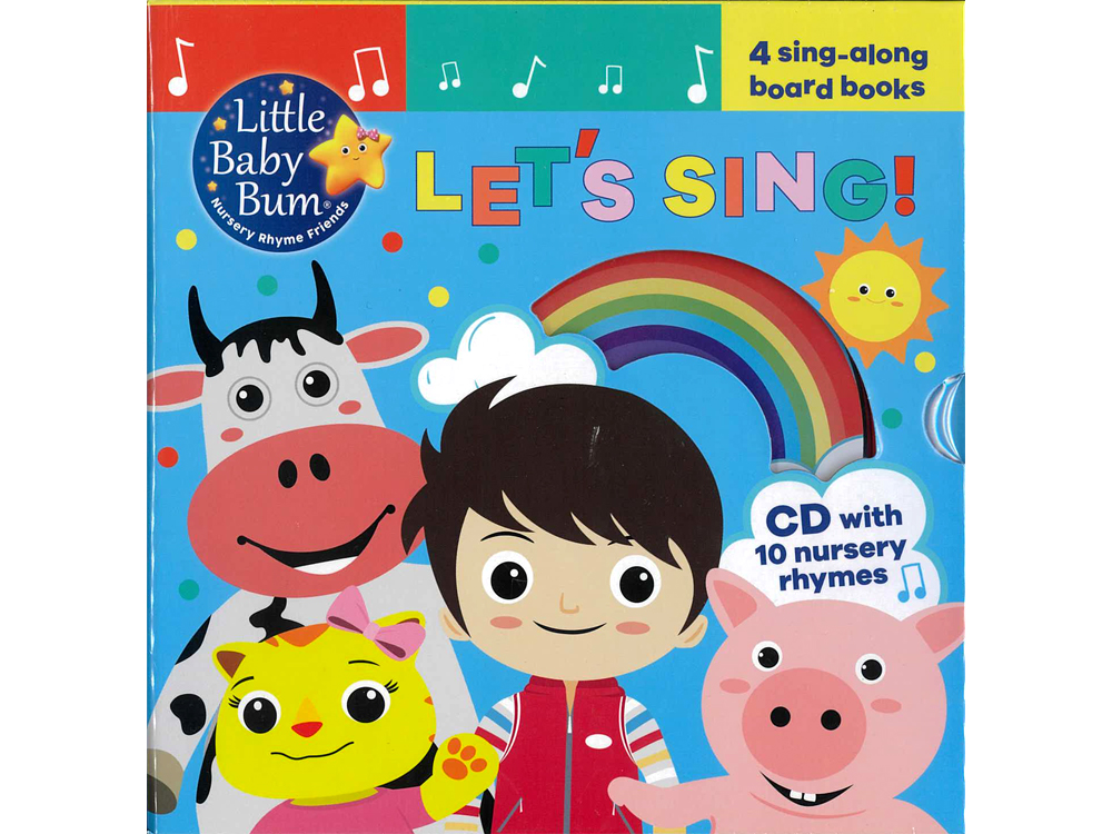 LET'S SING! LITTLE BABY BUM