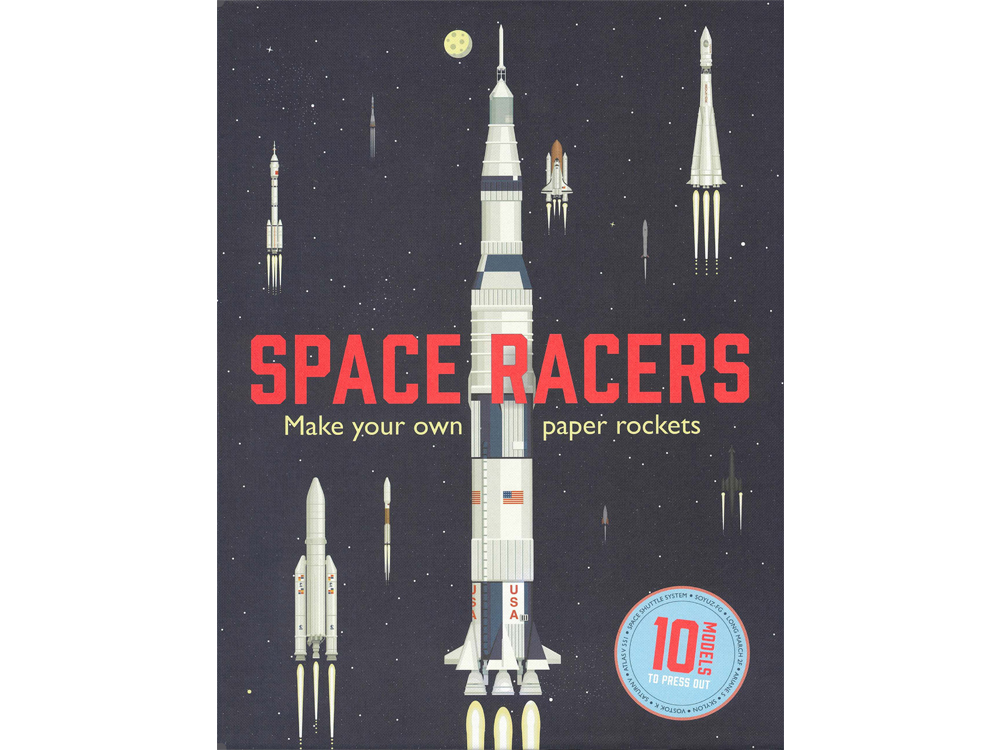 SPACE RACERS MYO ROCKET