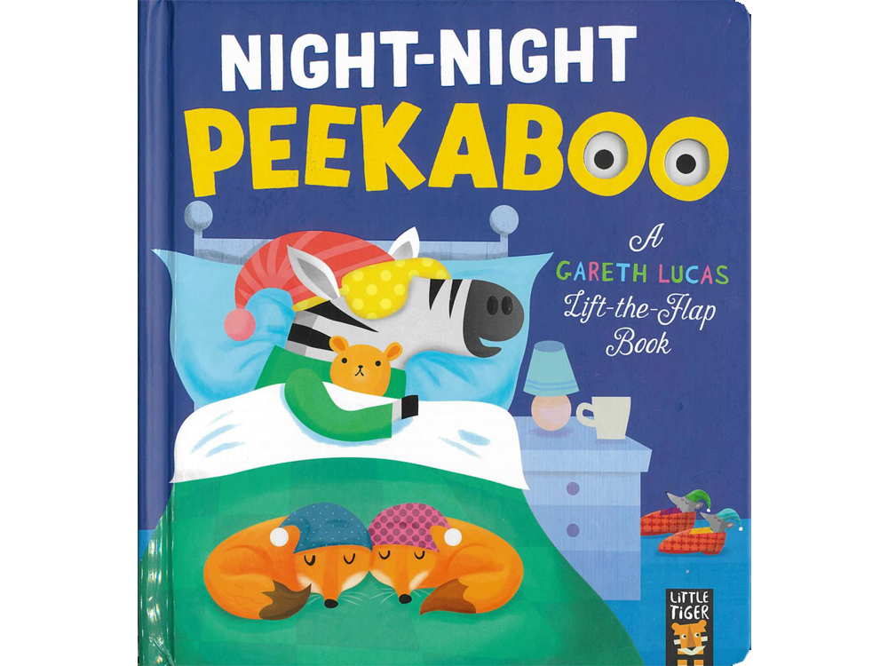 NIGHT-NIGHT PEEKABOO FLAP BOOK
