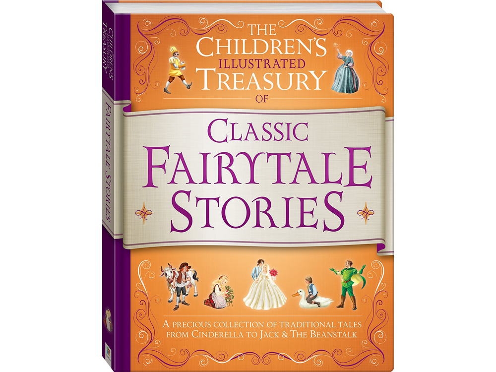 CLASSIC FAIRYTALE STORIES