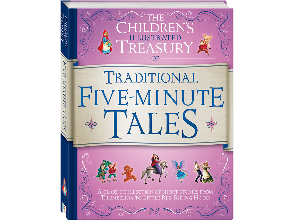 TRADITIONAL FIVE-MINUTE STORIES