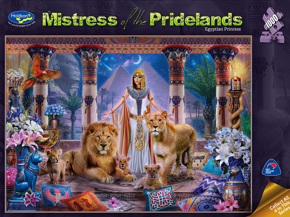 MISTRESS OF PRIDELANDS EGYPTIAN