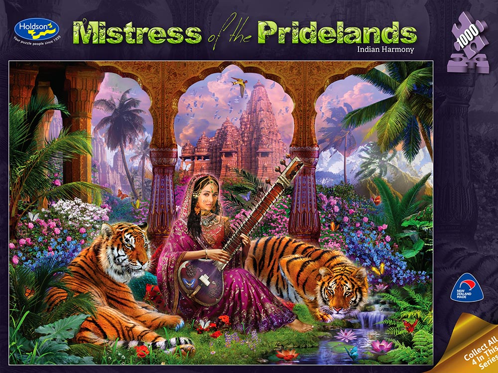 MISTRESS OF PRIDELANDS INDIAN
