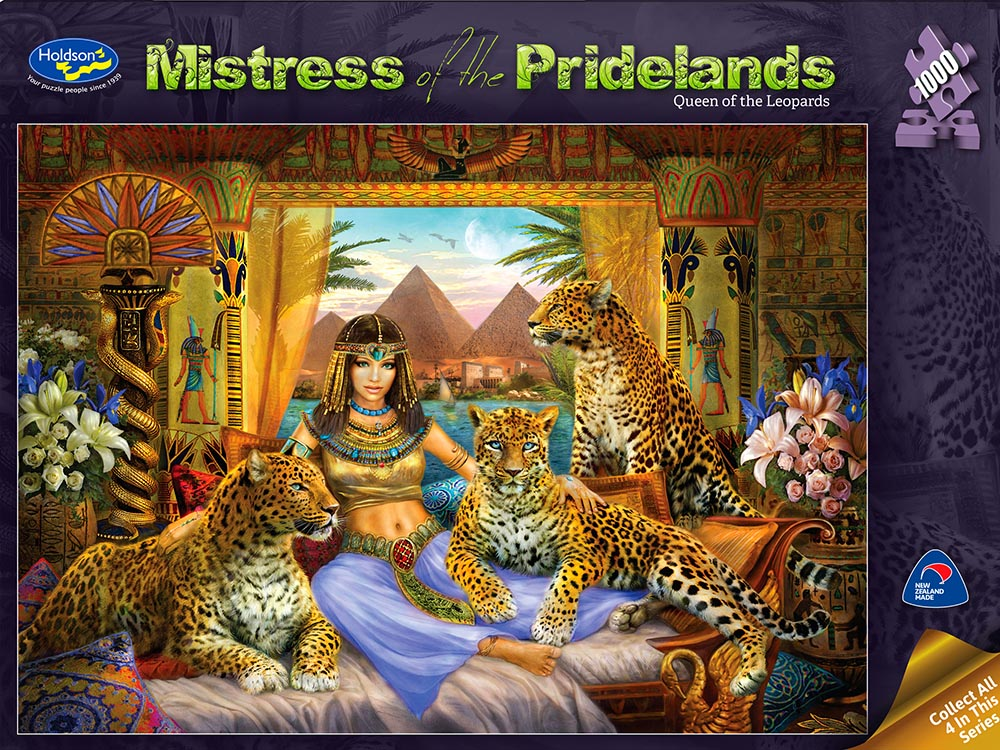 MISTRESS OF PRIDELANDS QUEEN