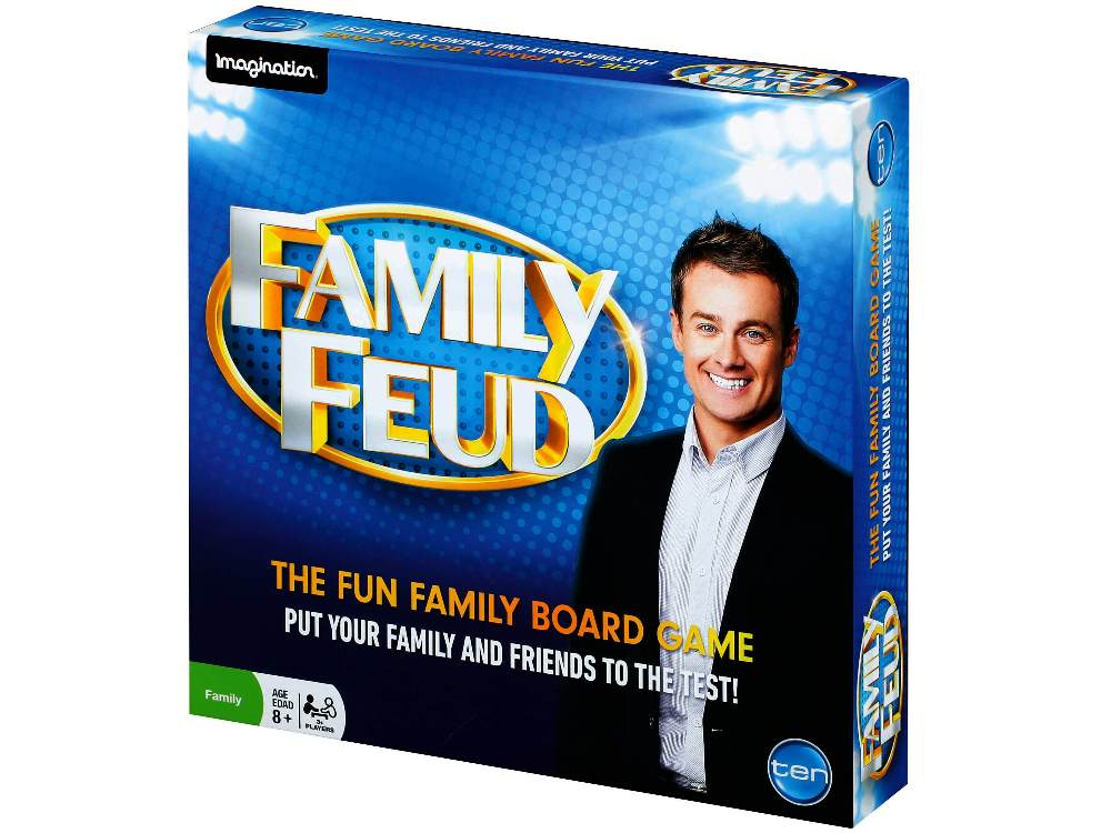 FAMILY FEUD 1 Board Game