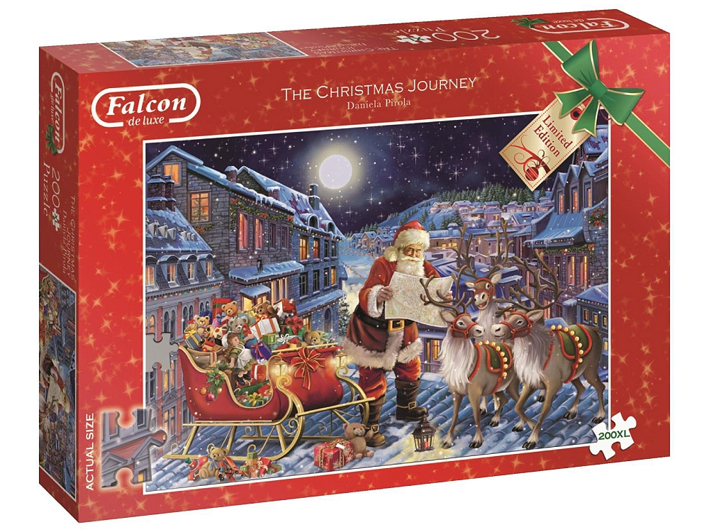 THE CHRISTMAS JOURNEY 200pc XL