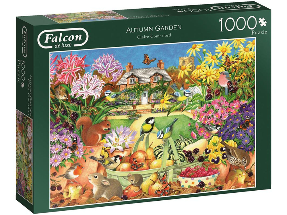 AUTUMN GARDEN 1000pc