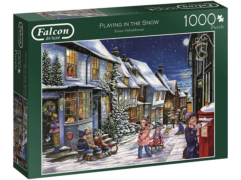 IN THE SNOW 1000pc