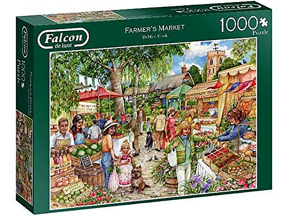 FARMER'S MARKET 1000pc