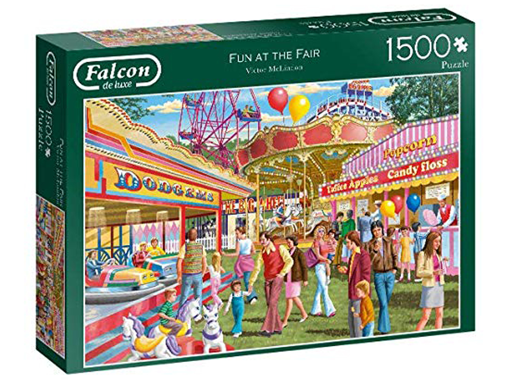 FUN AT THE FAIR 1500pc