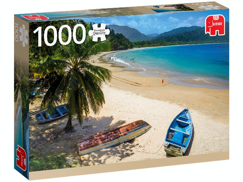 TRINIDAD & TOBAGO 1000pc