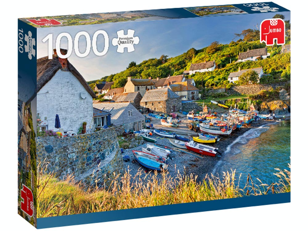 CADGWITH CORNWALL 1000pc