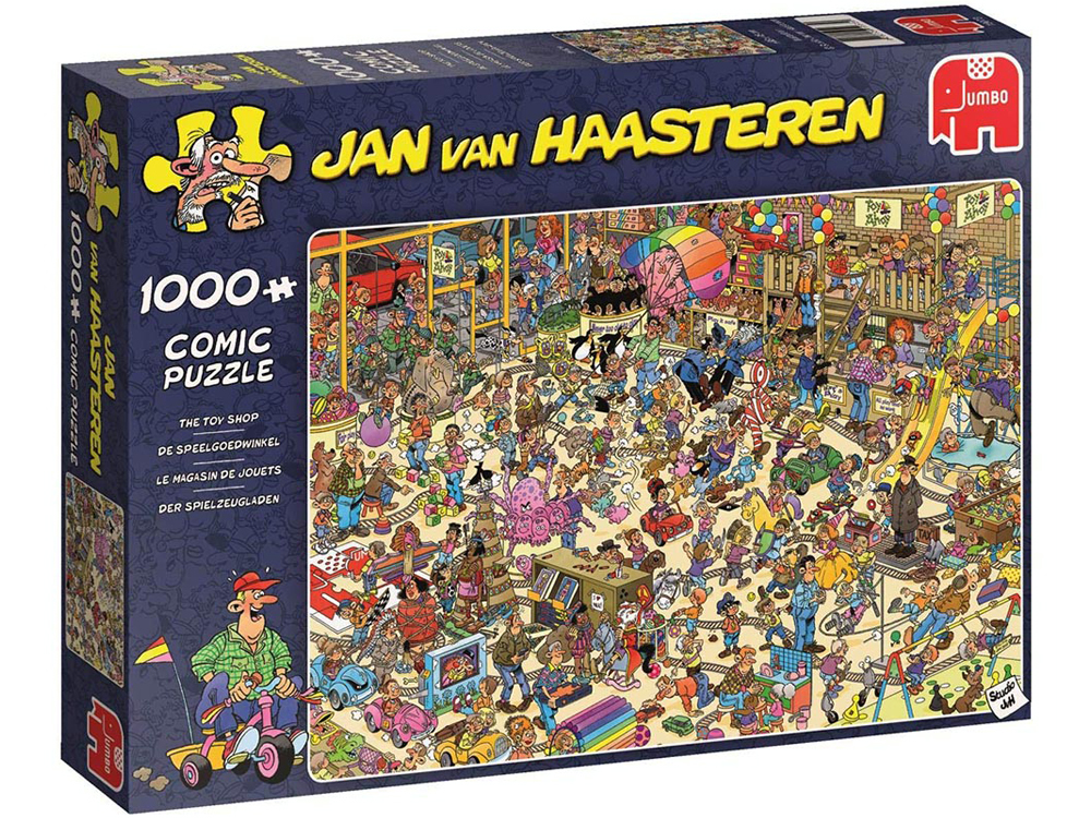 JVH THE TOY SHOP 1000pcs