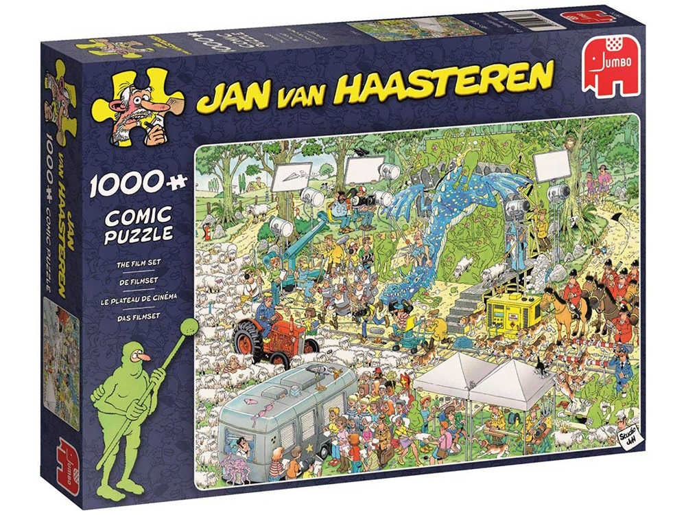 JVH THE FILM SET 1000pcs