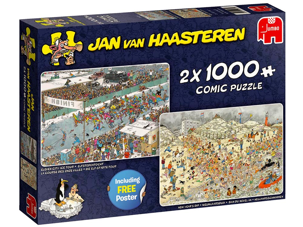 JVH WINTER FUN 2 x 1000pc