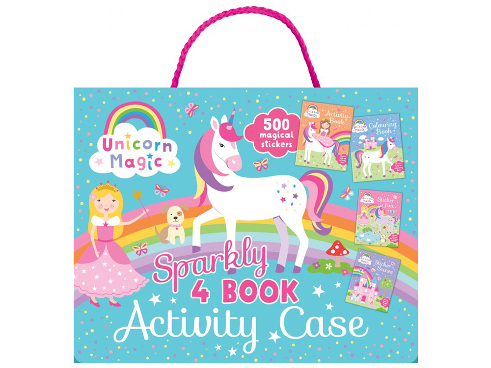 UNICORN MAGIC ACTIVITY CASE
