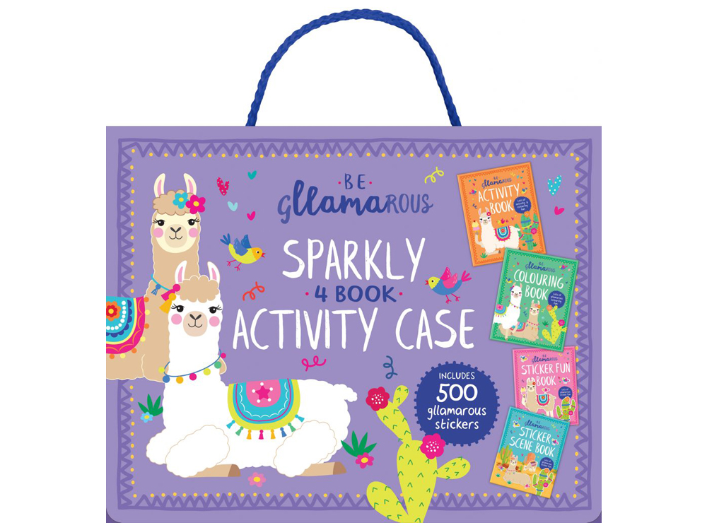 BE GLAMOROUS ACTIVITY CASE
