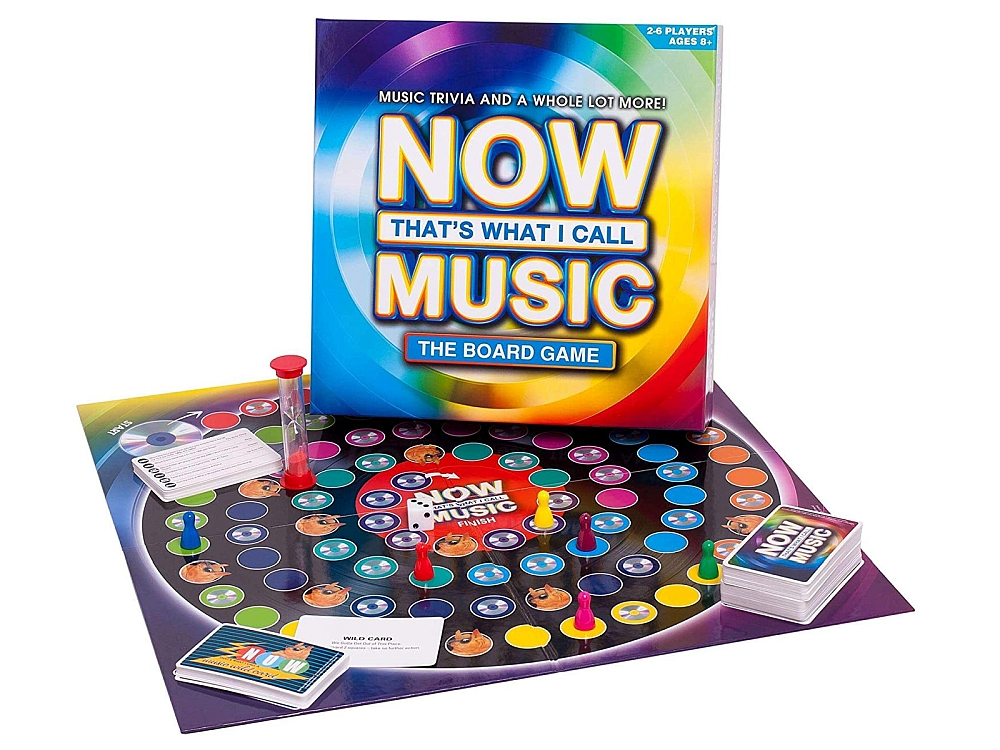 NOW THAT'S WHAT I...BOARD GAME