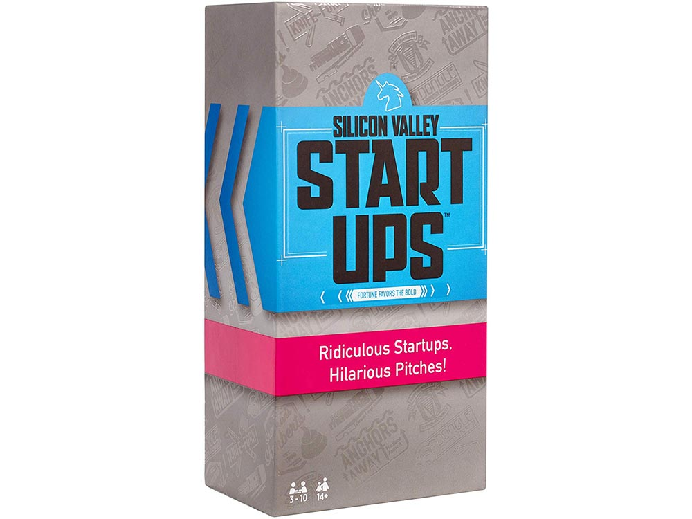 SILICONE VALLEY STARTUPS