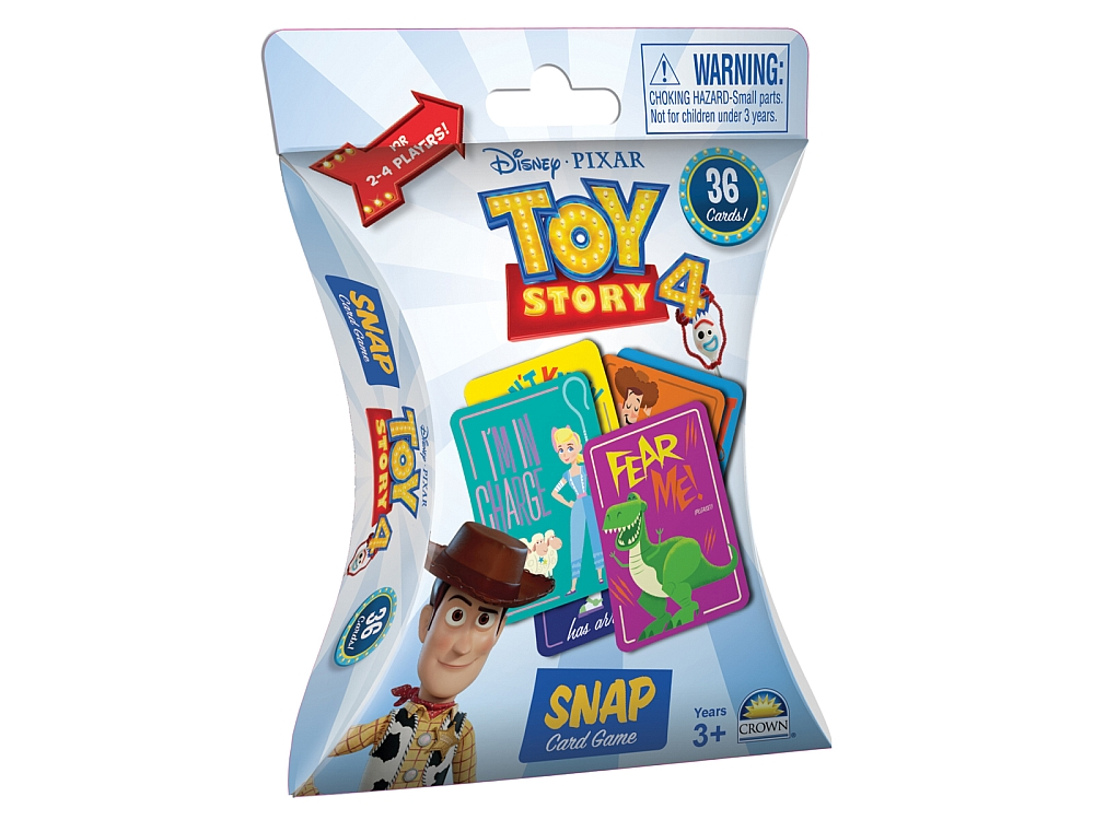 TOY STORY 4 SNAP