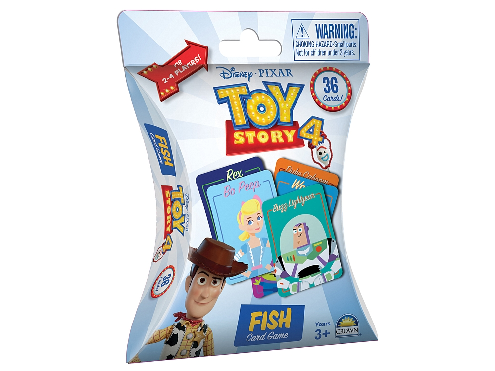 TOY STORY 4 GO FISH