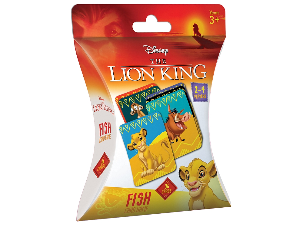 LION KING GO FISH