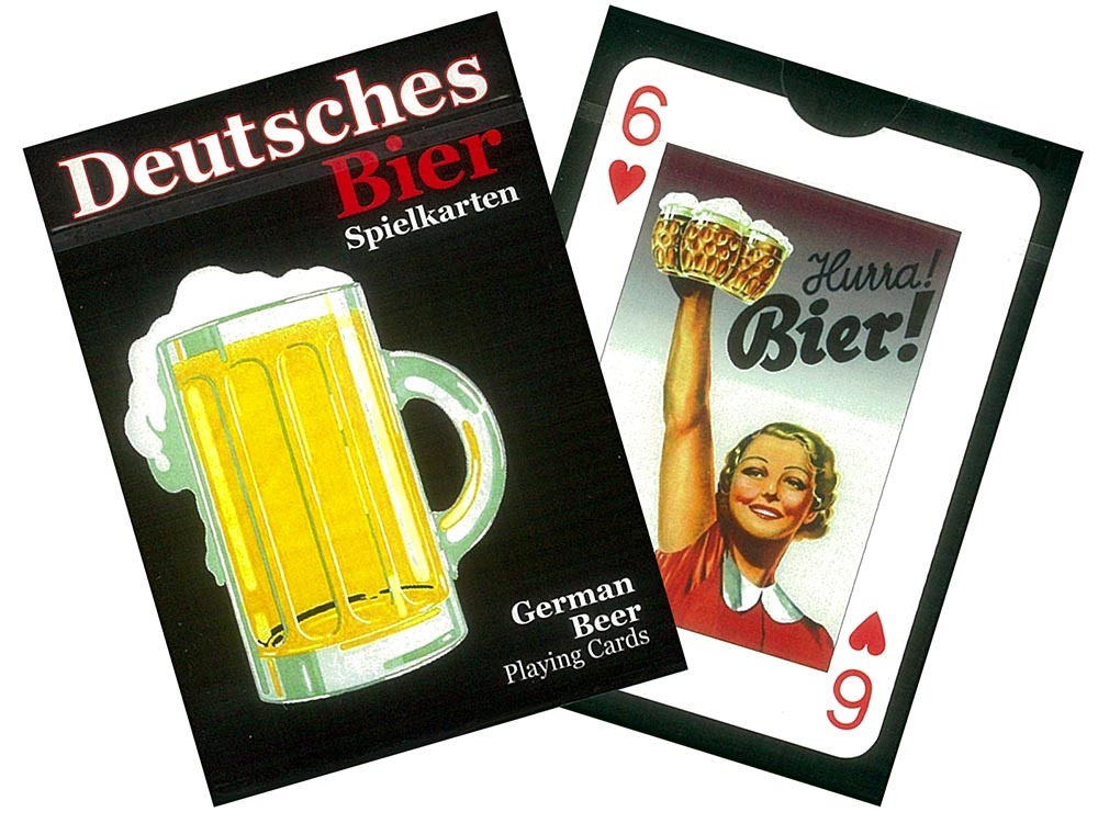 GERMAN BEER POKER