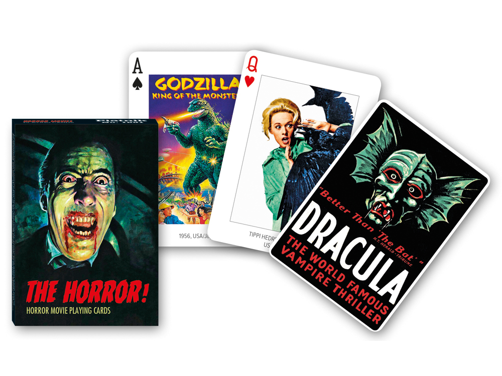 HORROR MOVIES DECK