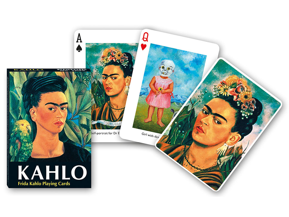 FRIDA KAHLO DECK