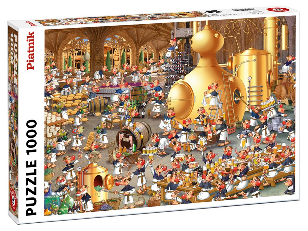 RUYER, BREWERY 1000pc
