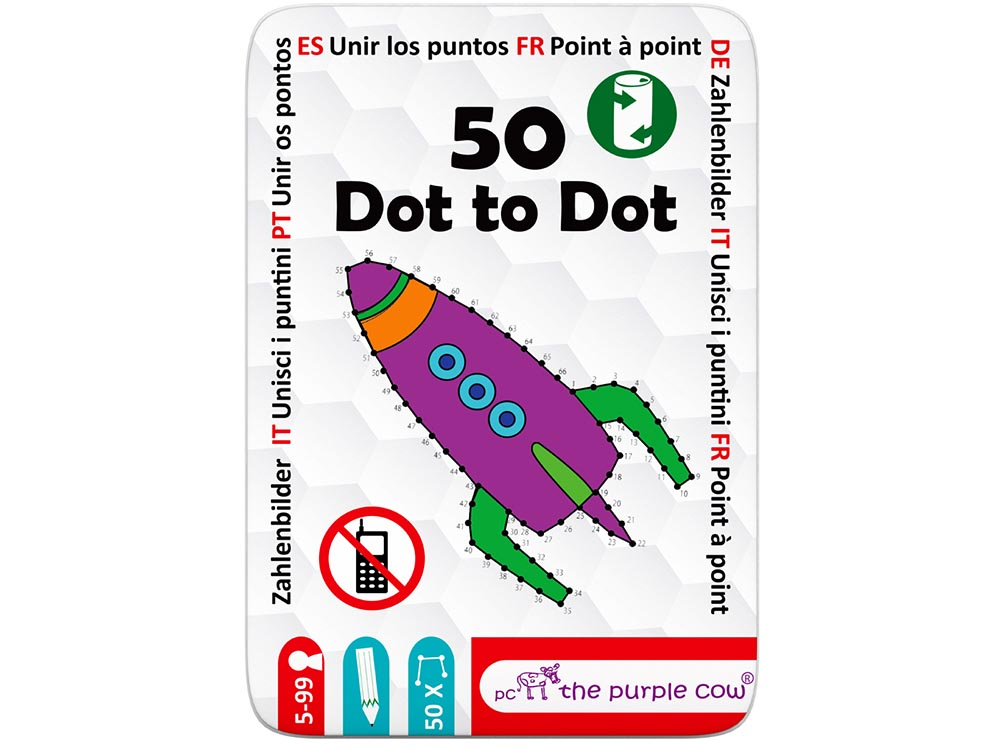 FIFTY DOT TO DOTS, Tin